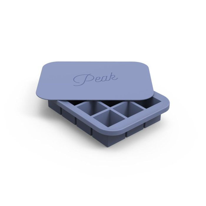 W&P ice tray blue