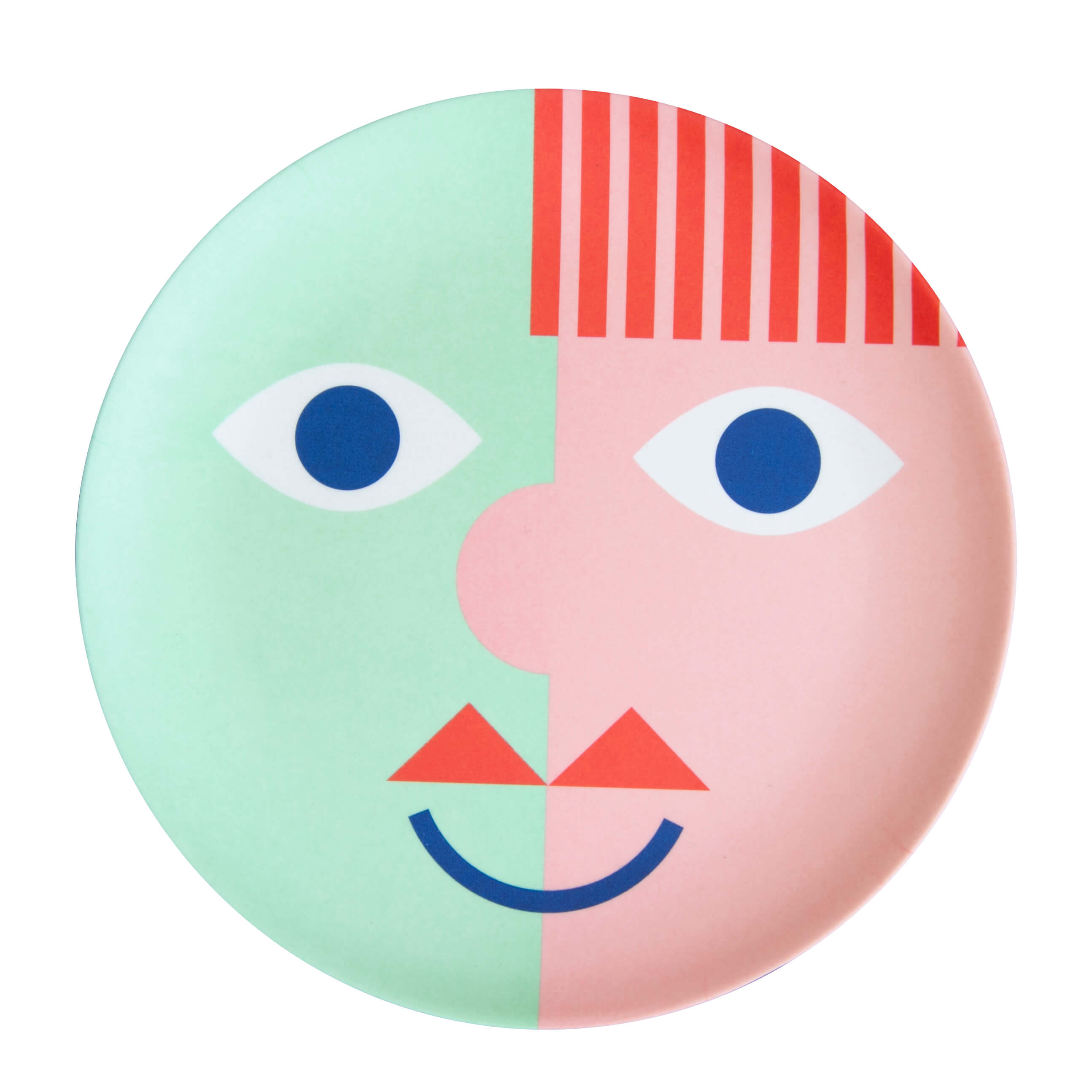 global-affairs-bamboo-plate-face-green-&k-klevering